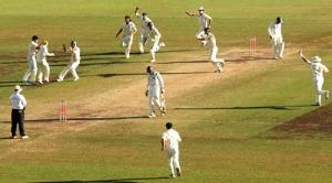 Second Test - Australia v India: Day 5